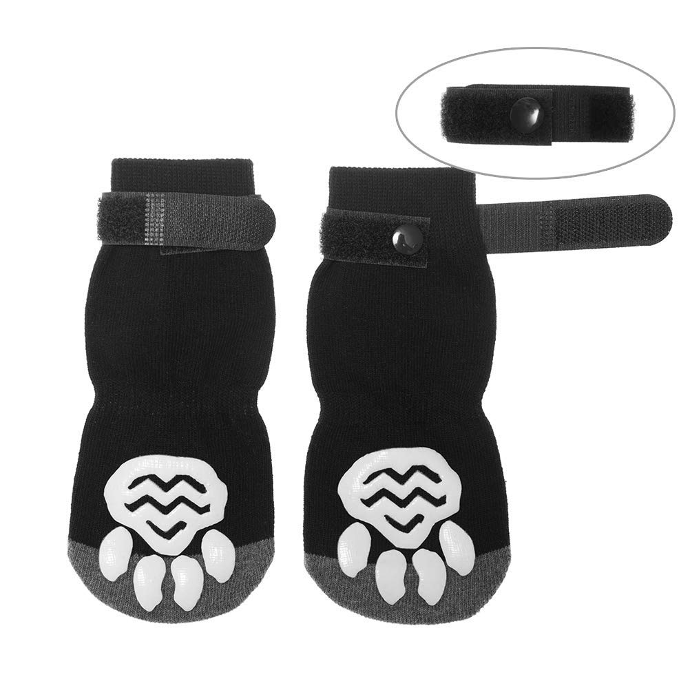 BINGPET Anti Slip Dog Socks